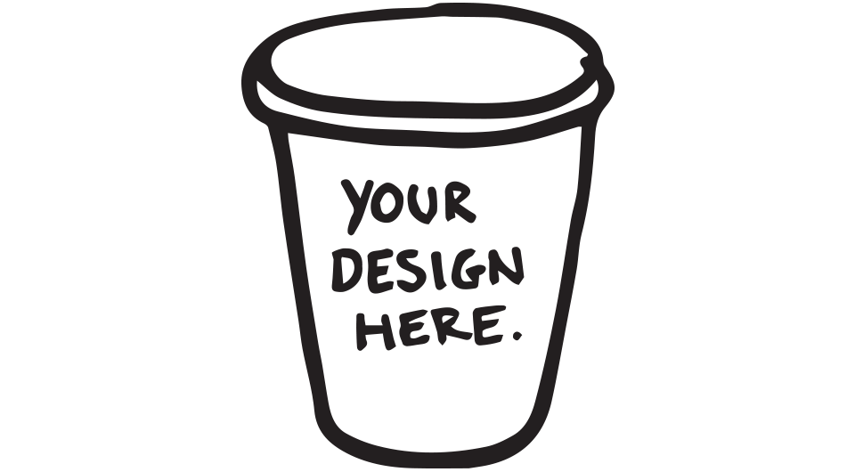 Custom Design Coffee Cups