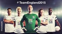 Team engalnd 2015
