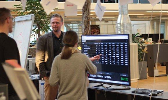Eniro: Sales dashboards for telemarketing - Plecto