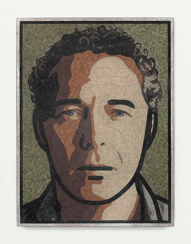 Julian.2012.mosaic tiles
