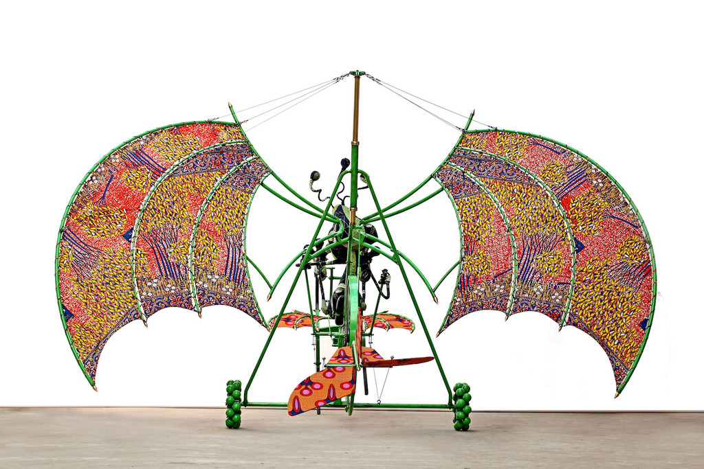 Sho 666 flying machine recumbent 4