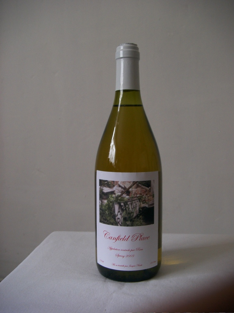 Camden arts centre weed wine 2004