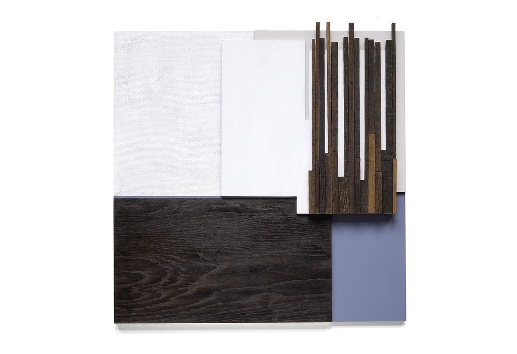 Offcut with black rectangle
