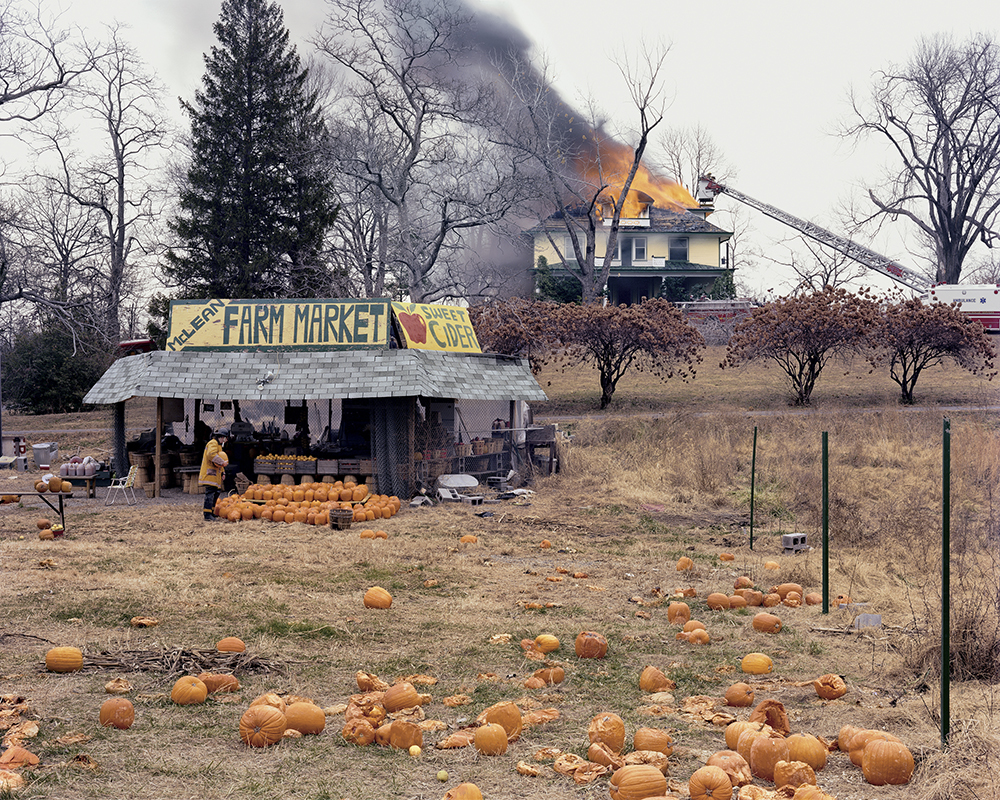 Joel sternfeld mclean  virginia  december1978 1978 printed 2003 small