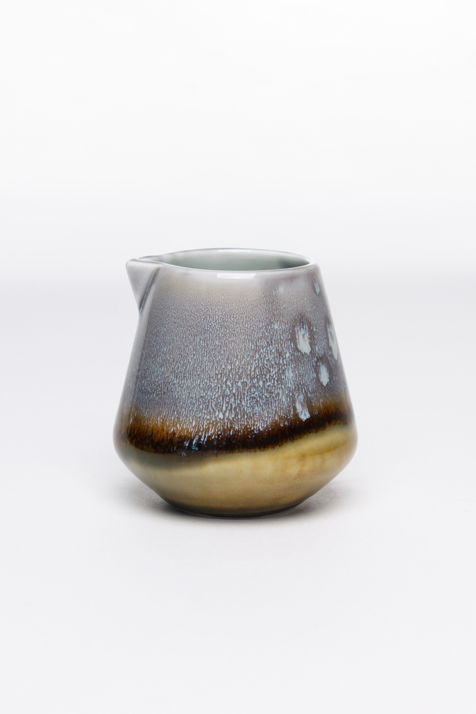 Nights sky glaze small jug