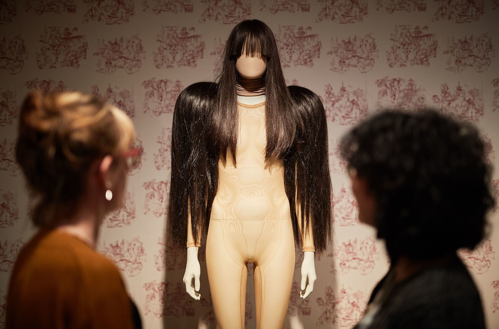 20. the vulgar fashion redefined. barbican art gallery. michael bowles getty images