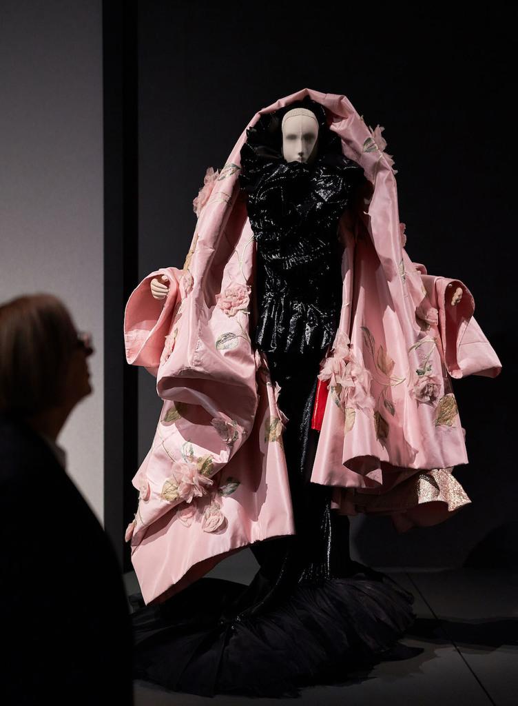 9. the vulgar fashion redefined. barbican art gallery