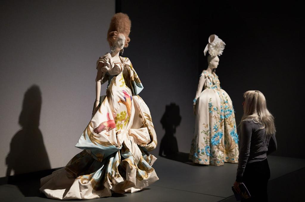 11. the vulgar fashion redefined. barbican art gallery