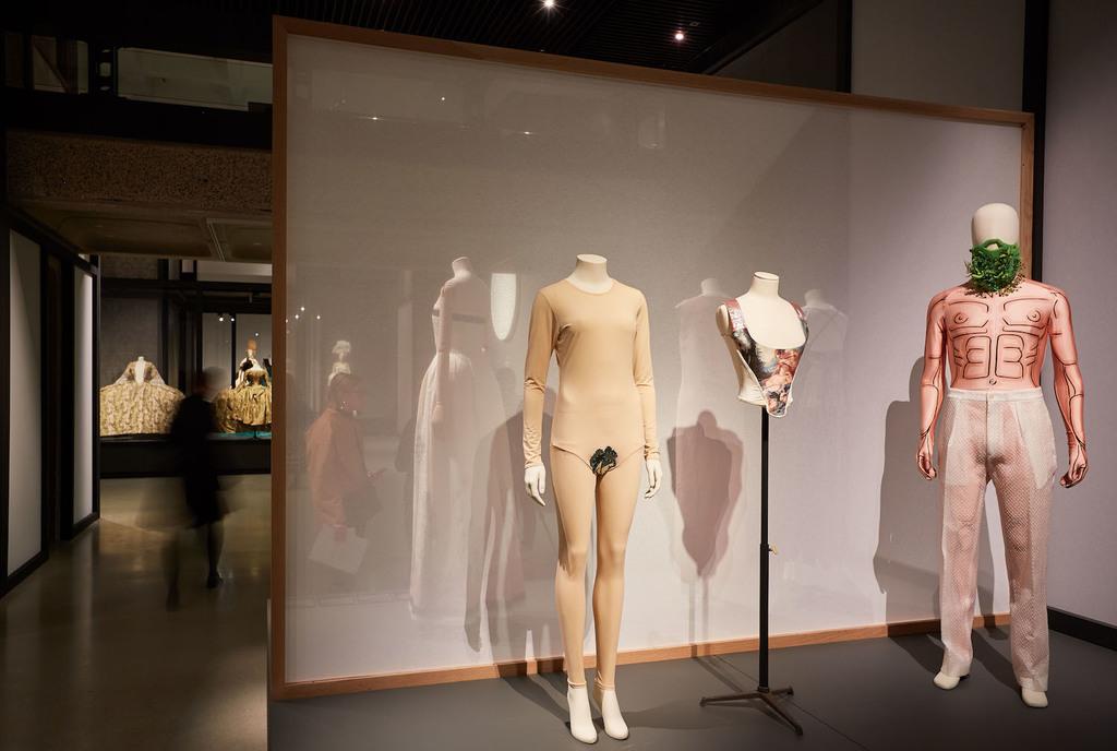 5. the vulgar fashion redefined. barbican art gallery