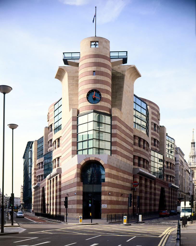 Number one poultry %c2%a9 janet hall   riba collections