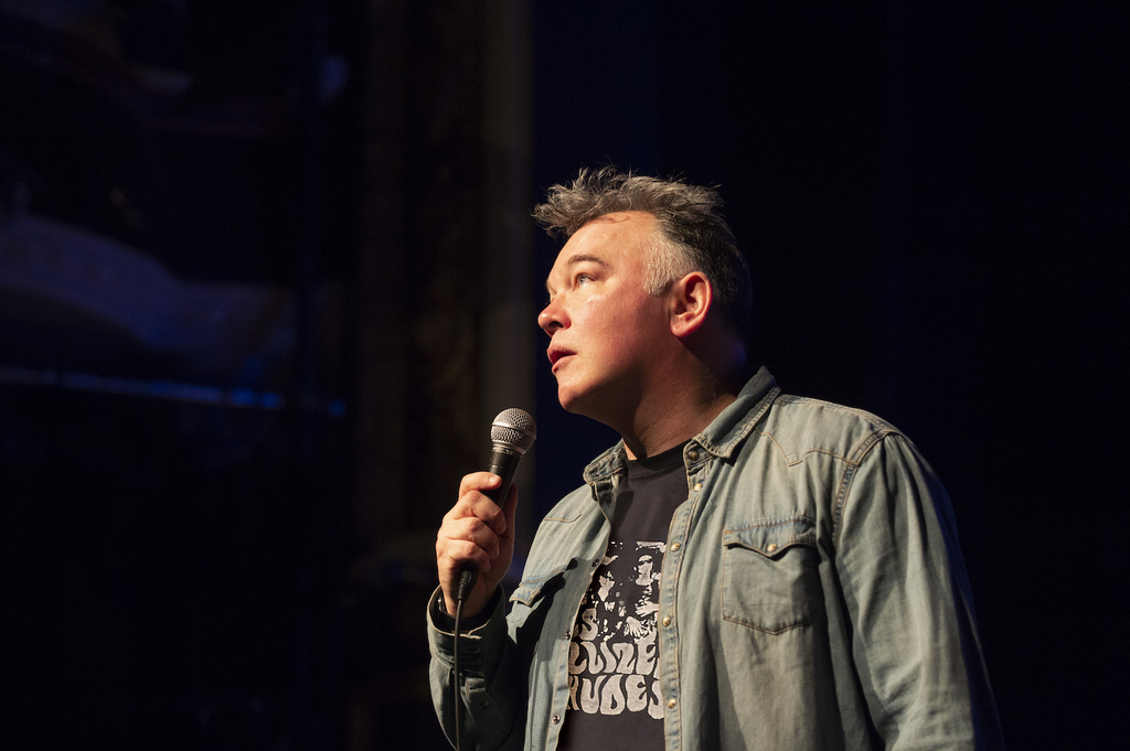 Stewart lee content provider 0305b photo by steve ullathorne