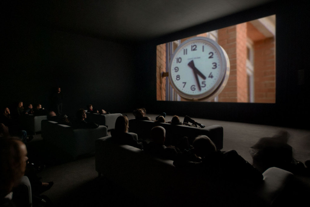 Christian marclay the clock 2010 %28high res%29 3