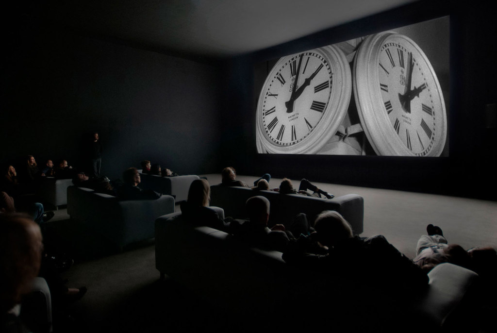 Christian marclay the clock 2010 %28high res%29