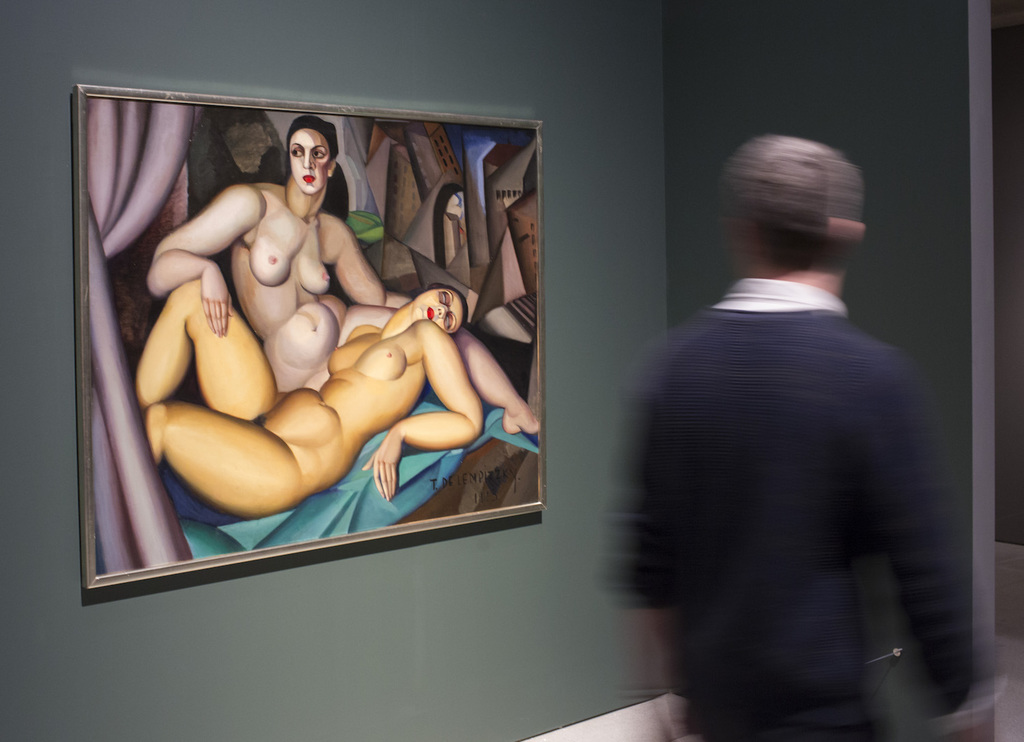 5. modern couples  barbican art gallery  john phillips  getty images