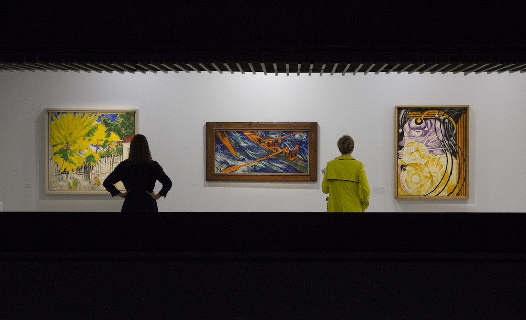 14. modern couples  barbican art gallery  john phillips  getty images