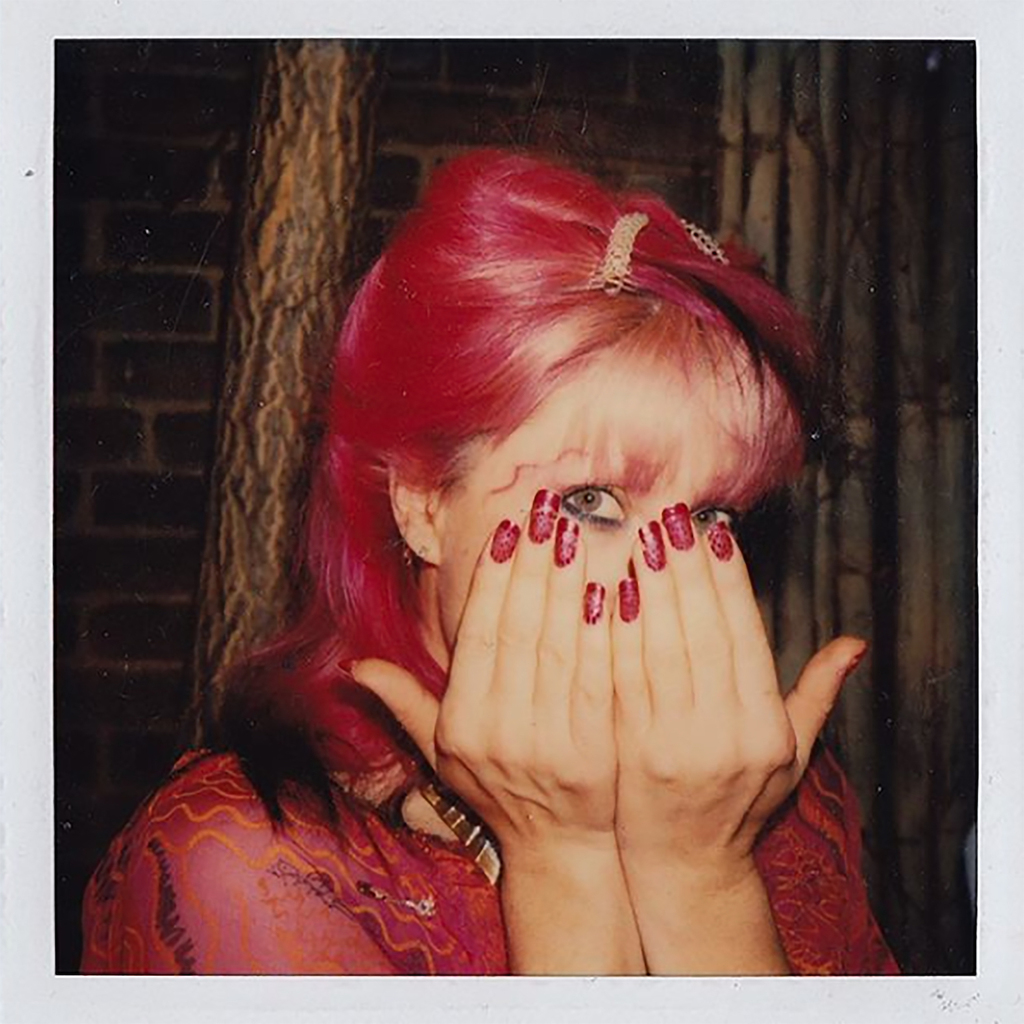 Z with pink hair pink nails. archived by %e2%80%98zandra with a zee%e2%80%99   documentary about zandra