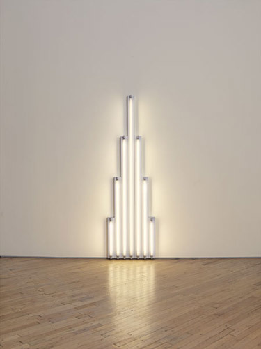 Monument 1 for v tatlin 1964