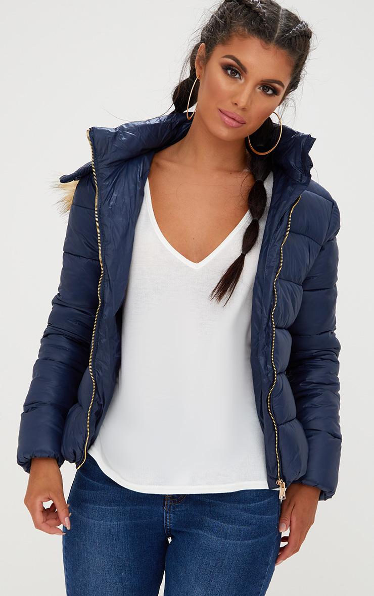 Mauve Slinky Waterfall Jacket - Coats & Jackets ...