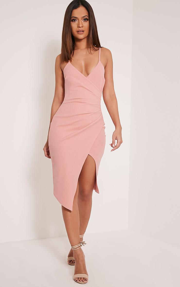 Wrap Dresses Tie Waist Amp Wrap Around Dress