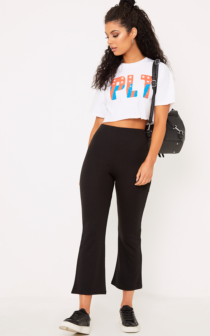 Find Cropped & capri from the Womens department at Debenhams. Shop a wide range of Trousers & leggings products and more at our online shop today. Black plisse crop trousers Save. Was £ Now £ Dorothy Perkins Black buckle tapered trousers Save. Was £ Then £ Now.