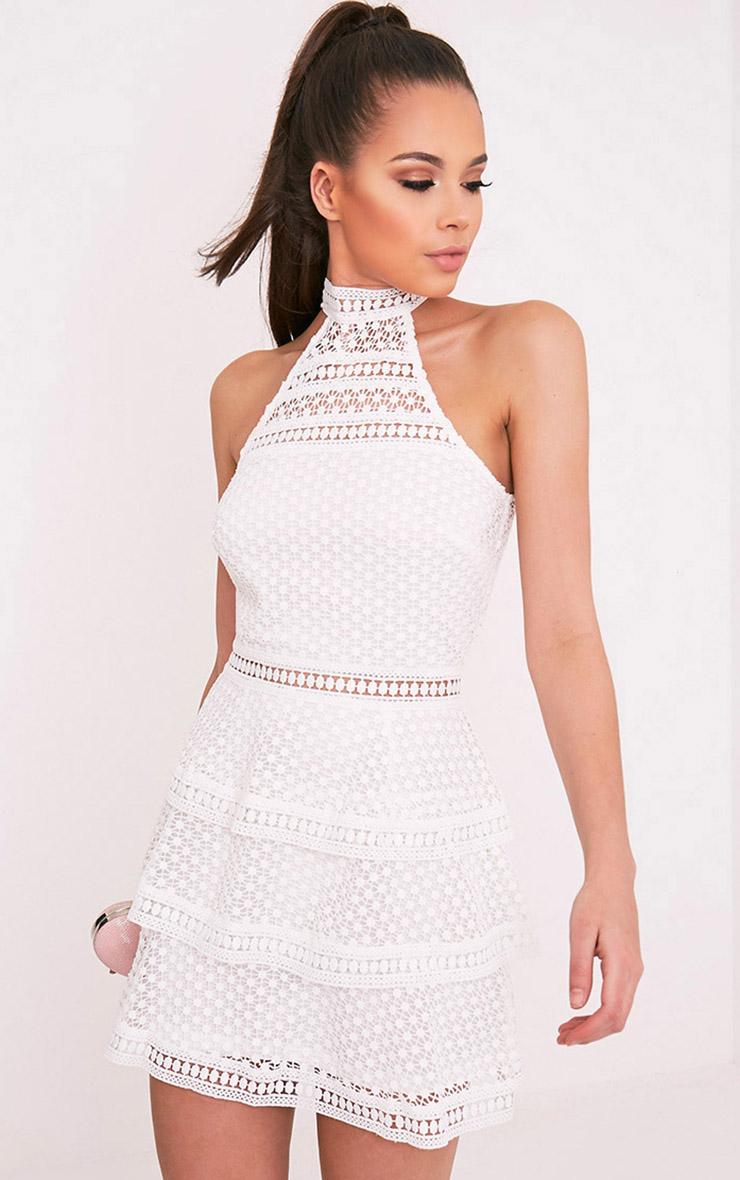 Lace Dresses Black White Amp Pink Dresses Prettylittlething