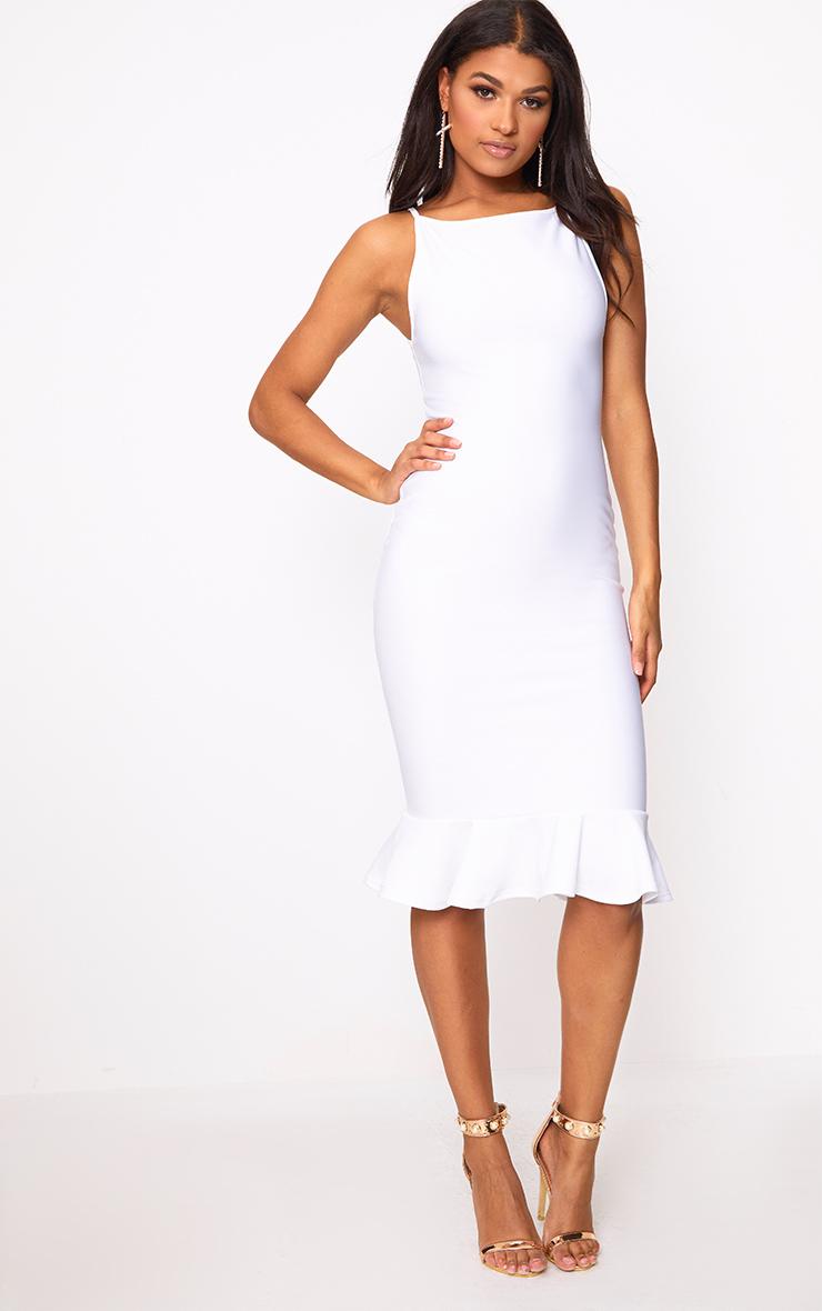 White Dress | Little White Dresses | PrettyLittleThing