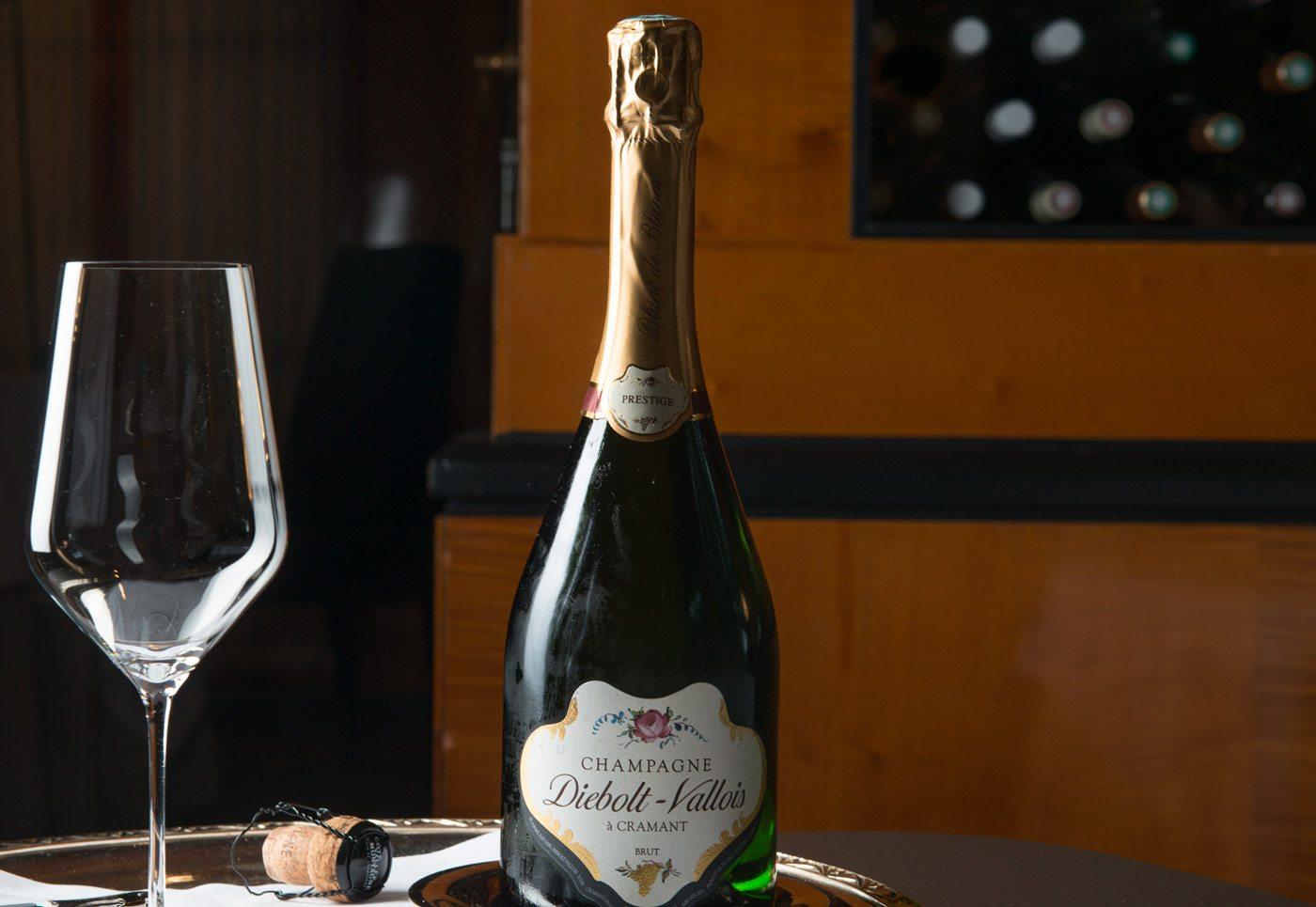 Champagne millésimé définition