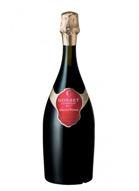 champagne gosset grande r serve bouteille 75cl plus de bulles. Black Bedroom Furniture Sets. Home Design Ideas