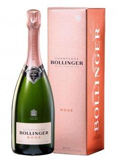 Bollinger Bollinger Rosé Non millésimé Bouteille 75CL Etui