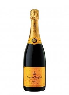 Veuve Clicquot Carte Jaune  Non vintage Half bottle 37,5cl Nu