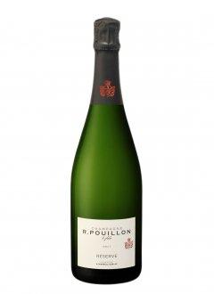 Fabrice Pouillon Cuvée de Réserve Non vintage Bottle 75cl Nu