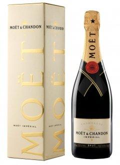Moët & Chandon Brut Impérial Non vintage Bottle 75cl Box