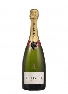 Bollinger Special Cuvée  Non millésimé Demi-bouteille 37,5CL Nu