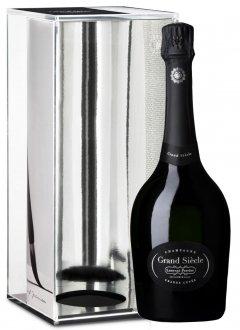Laurent-Perrier Grand Siècle par Laurent-Perrier ( coffret miroir) Non millésimé Bouteille 75CL Coffret