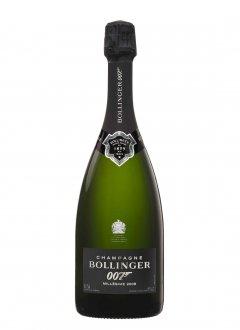 Bollinger James Bond 007 Spectre 2009  2009 Bouteille 75CL Nu