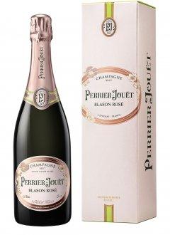Perrier-Jouët Blason Rosé Non millésimé Bouteille 75CL Etui