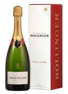 Bollinger Special Cuvée Non millésimé Bouteille 75CL Etui