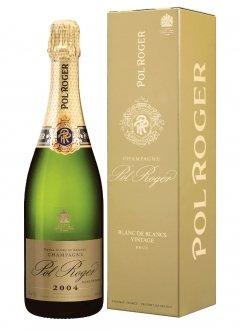 Pol Roger Chardonnay Vintage 2004 2004 Bouteille 75CL Etui