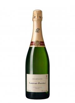 Laurent-Perrier Laurent-Perrier Brut Non millésimé Demi-bouteille 37,5CL Nu