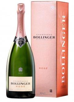 Bollinger Bollinger Rosé  Non millésimé Magnum 150CL Etui