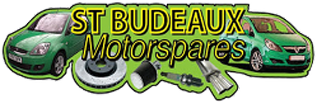 St Budeaux Spares Logo