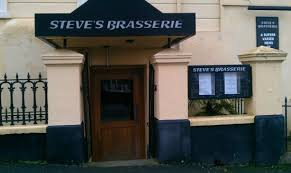 Steve's Brasserie Logo