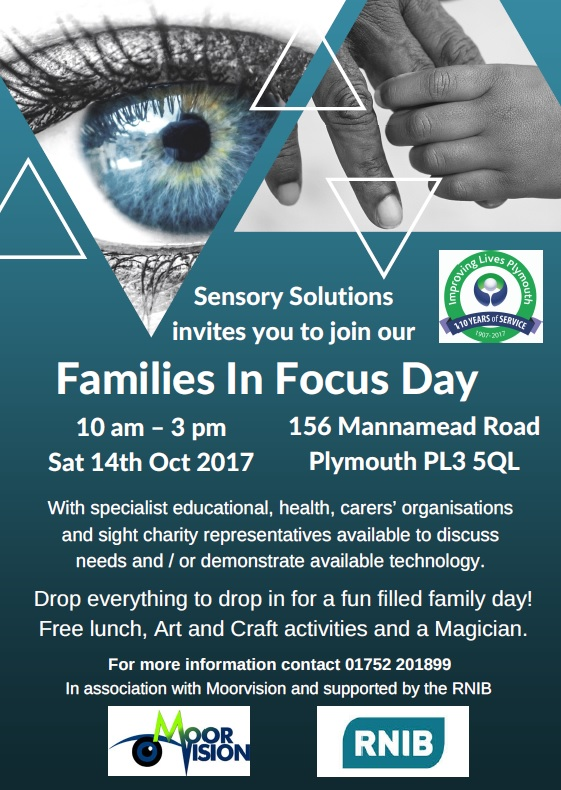 Sensory Solutions Exhibitions And Events Improving Lives Plymouth