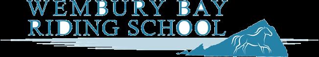 Wembury Riding School Logo