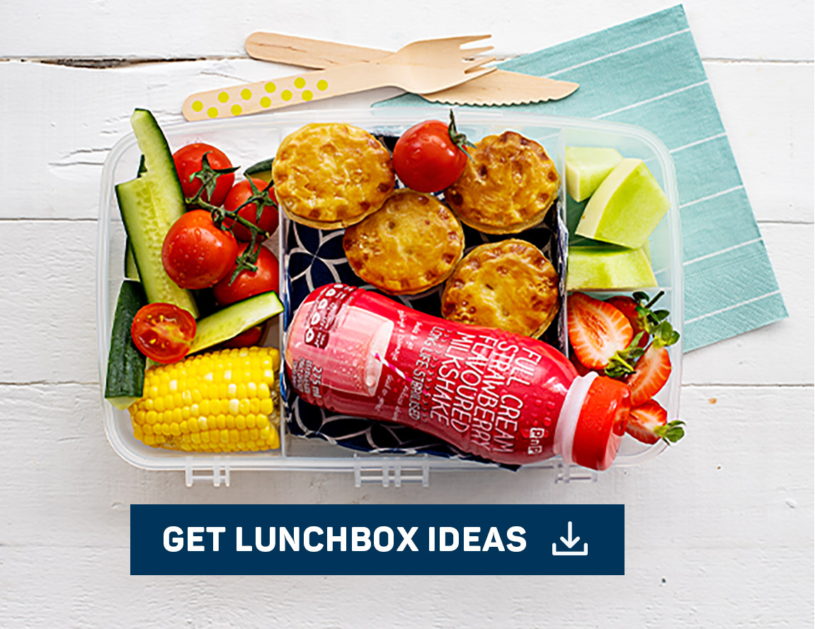 Get lunchbox ideas