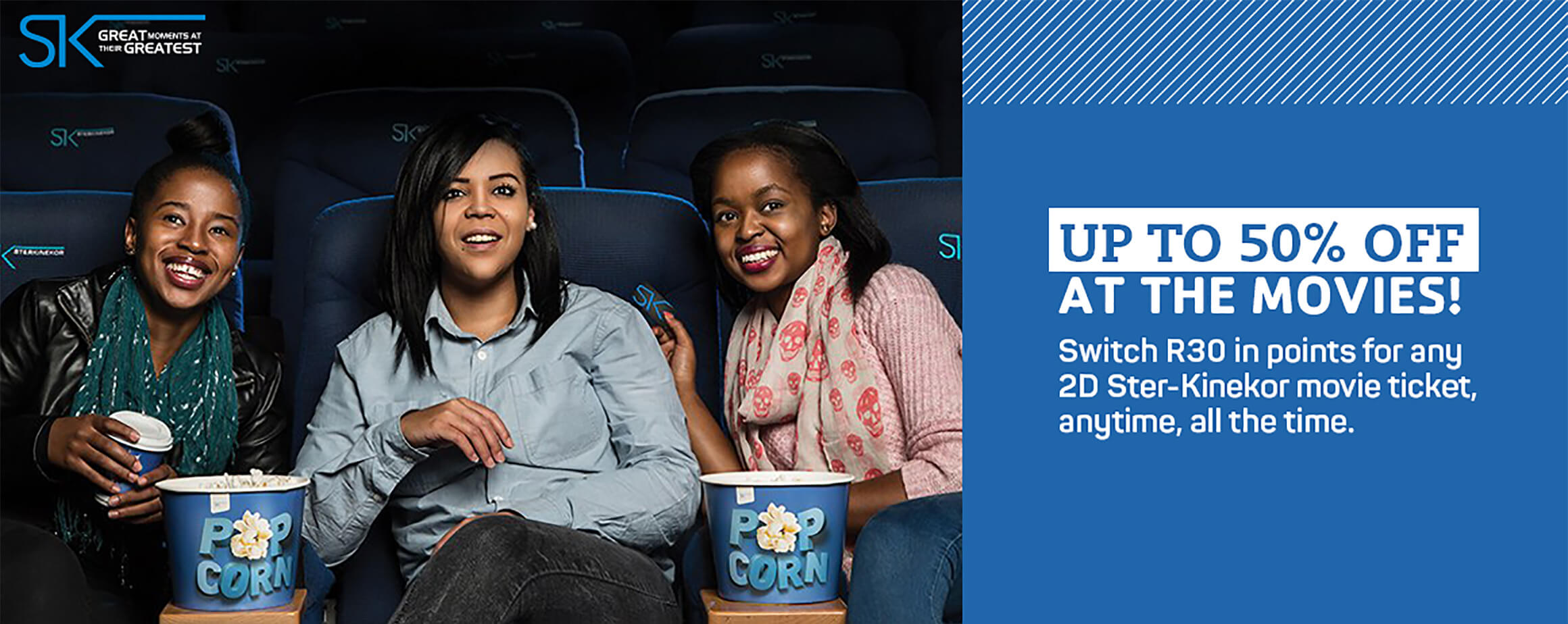 Sterkinekor Movie Tickets | Pick n Pay Online Shopping