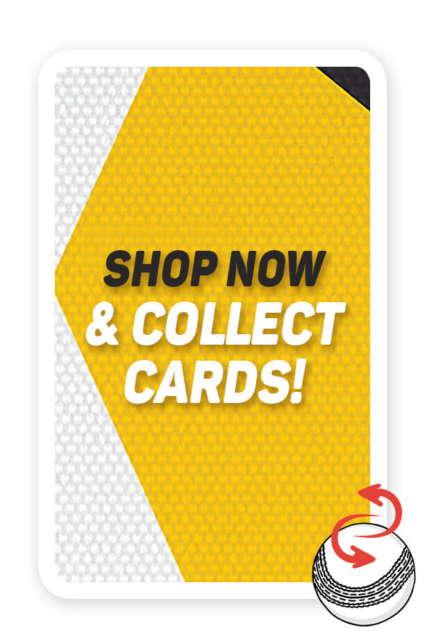Shop now & collect cards!