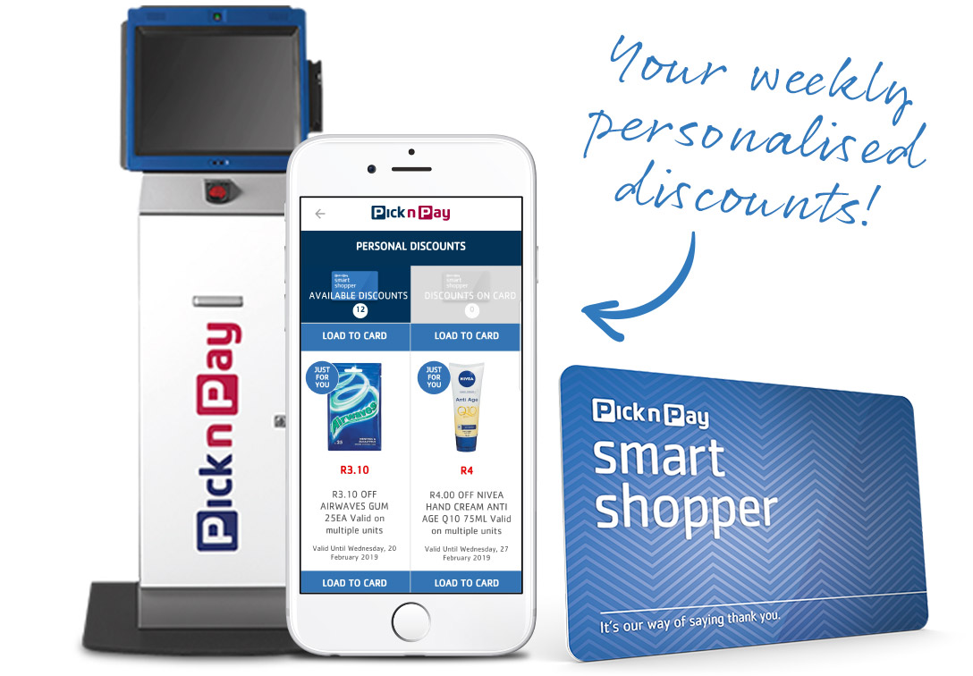 Your weekly personalised discounts!