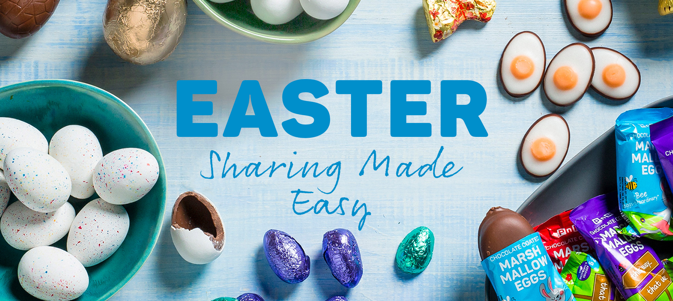 Easter Sharing Made Easy