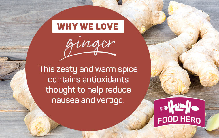 Why we love ginger